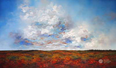 Landscape Painting of Autumn Prairie Field Sunset Sky and Clouds by Abstract Landscape Painter Melissa McKinnon Artist, landscape paintings, landscapes, landscape art, acrylic paintings, oil paintings, paintings with texture, nature painting, scenery painting, art print, prints on canvas, giclee prints, abstract art, contemporary art, modern art, abstract painting, modern paintings, art gallery, art galleries, online art gallery, art for sale, paintings for sale, wall painting, wall art, wall decor, home decor, living room painting, abstract landscape painting, abstract landscape, landscape artist, American art, american artist, Canadian art, colourful art, living room art, bedroom decor, bedroom painting, kitchen decor, kitchen painting, kitchen art, bedroom art, fine art, painting, picture art, original art, original paintings, large paintings, Canadian paintings, American paintings, interiors, interior decorating, interior design, interior designer, home decor ideas, interior design ideas, living room ideas, home interior design, house decoration, Melissa McKinnon art, Melissa McKinnon paintings,