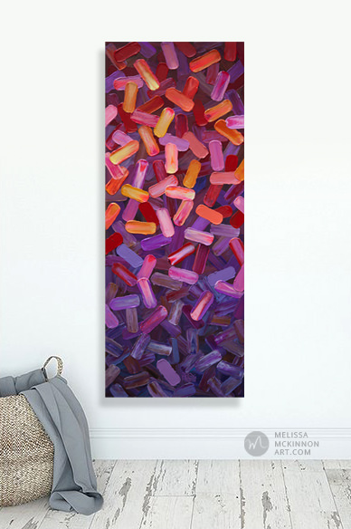 Abstract Paintings and fine art prints red pink and purple abstract art by Canadian Abstract Artist Melissa McKinnon, Abstract art, abstract painting, original abstract art, original abstract painting, abstract art print, abstract artist, palette knife paintings, pink painting art, red painting, purple painting, abstract flower painting, abstract floral painting, abstract flower art, abstract floral art, colourful art, colourful painting, colourful prints on canvas, colourful art pictures, painting with bright colours, impasto painting, colorful paintings, contemporary abstract art, abstract expressionism painting, landscape paintings, landscapes, landscape art, acrylic paintings, oil paintings, paintings with texture, nature painting, scenery painting, art print, prints on canvas, giclee prints, abstract art, contemporary art, modern art, abstract painting, modern paintings, art gallery, art galleries, online art gallery, art for sale, paintings for sale, wall painting, wall art, wall decor, home decor, living room painting, abstract landscape painting, abstract landscape, landscape artist, American art, american artist, Canadian art, colourful art, living room art, bedroom decor, bedroom painting, kitchen decor, kitchen painting, kitchen art, bedroom art, fine art, painting, picture art, original art, original paintings, large paintings, Canadian paintings, American paintings, interiors, interior decorating, interior design, interior designer, home decor ideas, interior design ideas, living room ideas, home interior design, house decoration, Melissa McKinnon art, Melissa McKinnon paintings,
