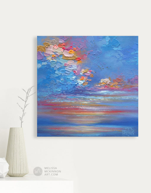 Living Room Art Landscape Paintings of sunset skies and wildflower fields by Abstract Landscape Artist Melissa McKinnon Electric Sky, paintings of skies, sky paintings, paintings of clouds, cloud art, sunset paintings, sunrise paintings, blue sky painting, sky art, clouds, cloud painting, sunset art, sunrise painting, sunrise art, sunset sky painting, colorful sky, sunset sky, landscape paintings, landscapes, landscape art, acrylic paintings, oil paintings, paintings with texture, nature painting, scenery painting, acrylic paintings, oil paintings, paintings with texture, nature painting, scenery painting, art print, prints on canvas, giclee prints, abstract art, contemporary art, modern art, abstract painting, modern paintings, art gallery, art galleries, online art gallery, art for sale, paintings for sale, wall painting, wall art, wall decor, home decor, living room painting, abstract landscape painting, abstract landscape, landscape artist, American art, american artist, Canadian art, colourful art, living room art, bedroom decor, bedroom painting, kitchen decor, kitchen painting, kitchen art, bedroom art, fine art, painting, picture art, original art, original paintings, large paintings, Canadian paintings, American paintings, interiors, interior decorating, interior design, interior designer, home decor ideas, interior design ideas, living room ideas, home interior design, house decoration, Melissa McKinnon art, Melissa McKinnon paintings,