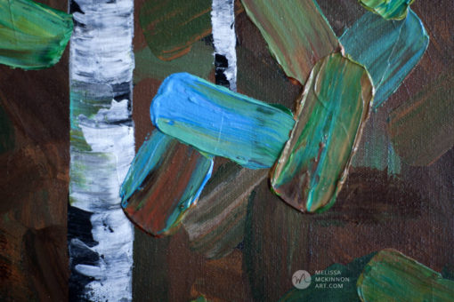 Acrylic paintings of aspen trees and birch trees art by contemporary abstract nature artist Melissa McKinnon Remnants of Spring, tree paintings, landscape paintings, birch trees, aspen trees, treescape, tree paintings on canvas, birch tree art, tree of life painting, birch tree canvas, aspen tree paintings, tree art, aspens, birches, art print, prints on canvas, giclee prints, acrylic paintings, oil paintings, paintings with texture, tree of life, nature painting, scenery painting, abstract art, contemporary art, modern art, abstract painting, modern paintings, art gallery, art galleries, online art gallery, art for sale, paintings for sale, wall painting, wall art, wall decor, home decor, living room painting, abstract landscape painting, abstract landscape, landscape artist, forest paintings, birch tree painting, forest paintings, fall painting, autumn painting, American art, american artist, Canadian art, colourful art, living room art, bedroom decor, bedroom painting, kitchen decor, kitchen painting, kitchen art, bedroom art, fine art, painting, picture art, original art, original paintings, large paintings, Canadian paintings, American paintings, interiors, interior decorating, interior design, interior designer, home decor ideas, interior design ideas, living room ideas, home interior design, house decoration, Melissa McKinnon art, Melissa McKinnon paintings,