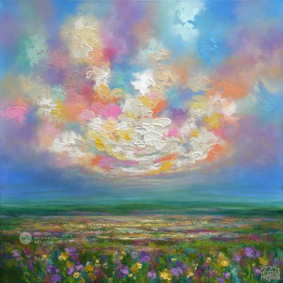 Landscape painting of sunset sky with clouds and wildflower prairie field giclee art print by contemporary artist painter Melissa McKinnon, landscape paintings,landscape art,paintings of skies,sky paintings,paintings of clouds, cloud art, sunset paintings, sunrise paintings, blue sky painting, sky art,cloud painting, sunset art, sunrise art,sunset sky painting,colorful sky, sunset sky,landscapes,acrylic paintings, oilpaintings, paintings with texture, nature painting, scenery painting, sunset print,art print, prints on canvas, giclee prints,art prints of nature,art prints of landscapes, giclee print on canvas, abstract art, contemporary art, modern art, abstractpainting,modern paintings, art gallery, art galleries, online art gallery, art for sale, paintings for sale, wall painting, wall art, wall decor, home decor, living room painting,abstract landscape painting, abstractlandscape, landscape artist, American art, american artist, Canadian art,colourful art, living room art, bedroom decor, bedroom painting, kitchen decor, kitchen painting, kitchen art, bedroom art, fine art, painting, picture art,original art, original paintings, large paintings,Canadian paintings, American paintings,interiors, interior decorating, interior design, interior designer, home decor ideas, interior design ideas, living room ideas, home interior design, house decoration, Melissa McKinnon art, Melissa McKinnon paintings,