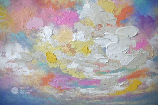 Landscape painting of sunset sky with clouds and wildflower prairie field giclee art print by contemporary artist painter Melissa McKinnon, landscape paintings, landscape art, paintings of skies, sky paintings, paintings of clouds, cloud art, sunset paintings, sunrise paintings, blue sky painting, sky art, cloud painting, sunset art, sunrise art, sunset sky painting, colorful sky, sunset sky, landscapes, acrylic paintings, oil paintings, paintings with texture, nature painting, scenery painting, sunset print, art print, prints on canvas, giclee prints, art prints of nature, art prints of landscapes, giclee print on canvas, abstract art, contemporary art, modern art, abstract painting, modern paintings, art gallery, art galleries, online art gallery, art for sale, paintings for sale, wall painting, wall art, wall decor, home decor, living room painting, abstract landscape painting, abstract landscape, landscape artist, American art, american artist, Canadian art, colourful art, living room art, bedroom decor, bedroom painting, kitchen decor, kitchen painting, kitchen art, bedroom art, fine art, painting, picture art, original art, original paintings, large paintings, Canadian paintings, American paintings, interiors, interior decorating, interior design, interior designer, home decor ideas, interior design ideas, living room ideas, home interior design, house decoration, Melissa McKinnon art, Melissa McKinnon paintings,