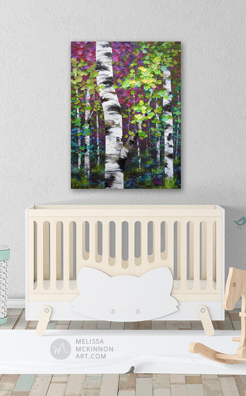 Nature landscape painting of aspen trees and birch trees in autumn giclee art print on canvas by contemporary abstract landscape artist painter Melissa McKinnon 'Last Days of Summer', tree paintings, tree art, landscape paintings, tree paintings on canvas, nature art, scenery painting,  birch tree art, tree of life painting, birch tree canvas, aspen tree paintings, birch tree paintings, nature paintings, tree art, art prints of trees, art prints of nature, giclee print on canvas, abstract landscape painting, birch trees, aspen trees, treescape, aspen tree art, aspens, birches, art print, prints on canvas, giclee prints, acrylic paintings, oil paintings, paintings with texture, tree of life, abstract landscape, landscape artist, forest paintings, birch tree painting, forest paintings, fall painting, autumn painting, abstract art, contemporary art, modern art, abstract painting, modern paintings, art gallery, art galleries, online art gallery, art for sale, paintings for sale, wall painting, wall art, wall decor, home decor, living room painting, American art, american artist, Canadian art, colourful art, living room art, bedroom decor, bedroom painting, kitchen decor, kitchen painting, kitchen art, bedroom art, fine art, painting, picture art, original art, original paintings, large paintings, Canadian paintings, American paintings, interiors, interior decorating, interior design, interior designer, home decor ideas, interior design ideas, living room ideas, home interior design, house decoration, Melissa McKinnon art, Melissa McKinnon paintings,