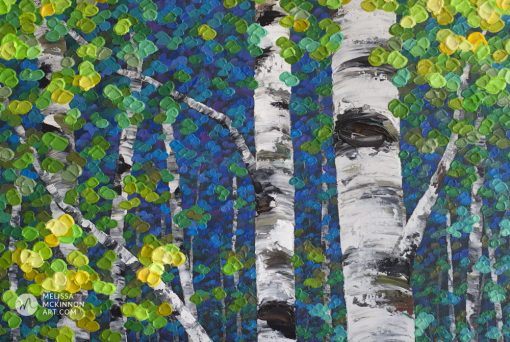 Colourful Aspen Trees Birch Tree Forest Nature Art Painting by Canadian Contemporary Landscape Artist Painter Melissa McKinnon, Aspen tree art painting; Birch Tree Painting; Birch Tree Art; Art of Alberta; Western art; Canadian Western Art; Western artist; western painting; abstract landscape painting; abstract tree painting; Aspen Tree Art; Aspen Tree Paintings; bright colourful art; Autumn trees; Fall trees; Red art painting; green art painting; blue art painting; orange art painting; turquoise art painting; black and white art painting; purple art painting; yellow art painting; aqua art painting; Calgary artist; Canadian artist; Alberta Landscape Painter; art, paintings, Contemporary Art, Landscape Painting, Wall art, interior design, design inspiration, home decor, interior designer, paintings for sale, Decor, Interior design ideas, interior design inspiration, Calgary interior designer, interior design Calgary, Home, design, decor inspiration, interior styling, modern home, style, interiors, modern decor, home inspiration, interior decorating, Art In The Home, art, wall art, wall decor, modern art, fine art,Contemporary Alberta Artist; Alberta Landscape Painting; Calgary paintings; Calgary Fine Art gallery; Calgary; Alberta; Canada; Canadian Rocky Mountains; Banff; Canmore; Autumn aspen birch tree painting; colourful paintings; colourful art; tree art; colourful artwork; aspen tree; birch tree; artist to collect; original paintings; landscape paintings; oil paintings; acrylic paintings; tree paintings; paintings of trees; abstract paintings; abstract art; wall art; wall decor; modern; contemporary; fine art; art; art gallery; contemporary landscape painting; contemporary landscape artist; contemporary art; contemporary painting; aspen artist; Melissa Mckinnon; Aspen paintings; Aspen tree art; Aspen tree artist; Autumn Aspens; Autumn birches; Aspens; Autumn leaves; Birches; Big paintings; large paintings; impasto; thick paint; paintings with texture; palette kn