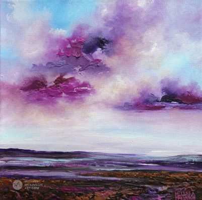 Ocean Landscape Painting of sunset sky by Abstract Landscape Artist Melissa McKinnon 'Violet Breeze', purple painting, landscape paintings, landscapes, landscape art, acrylic paintings, oil paintings, paintings with texture, nature painting, scenery painting, art print, prints on canvas, giclee prints, abstract art, contemporary art, modern art, abstract painting, modern paintings, art gallery, art galleries, online art gallery, art for sale, paintings for sale, wall painting, wall art, wall decor, home decor, living room painting, abstract landscape painting, abstract landscape, landscape artist, American art, american artist, Canadian art, colourful art, living room art, bedroom decor, bedroom painting, kitchen decor, kitchen painting, kitchen art, bedroom art, fine art, painting, picture art, original art, original paintings, large paintings, Canadian paintings, American paintings, interiors, interior decorating, interior design, interior designer, home decor ideas, interior design ideas, living room ideas, home interior design, house decoration, Melissa McKinnon art, Melissa McKinnon paintings,