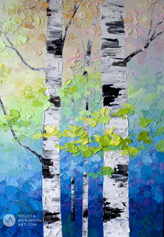 In Harmony 48 Quot X36 Quot Melissa Mckinnon Art